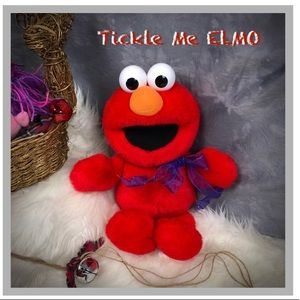 Tickle Me Elmo Fisher Price